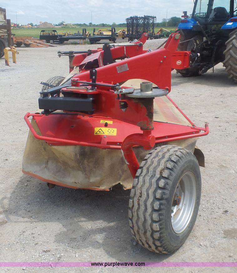 2013 Vicon KM4000S disc mower | Item BZ9548 | SOLD! May 25 A
