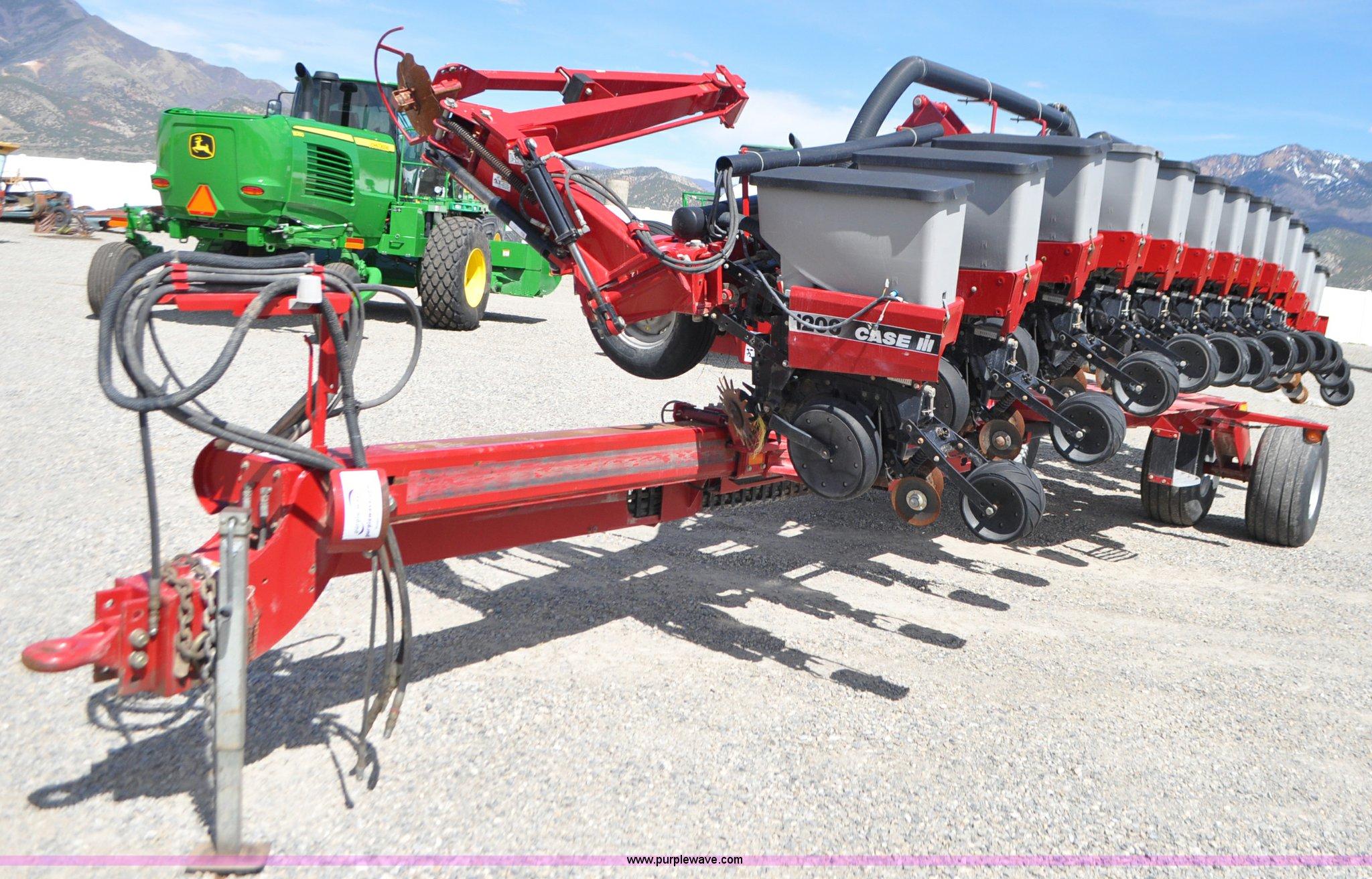 Case Ih 1200 Planter Item G7371 Sold May 25 Ag Equipmen