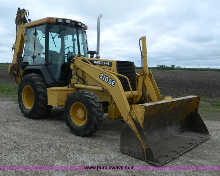 1998 john deere 310 se backhoe item j8969 sold may 26 c rh purplewave com john deere 310 sg backhoe service manual john deere 310a backhoe manual