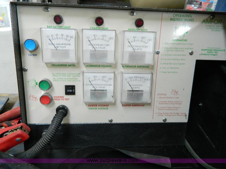 Amfor 881 alternator starter | Item BI9889 | SOLD! June 2 Pr