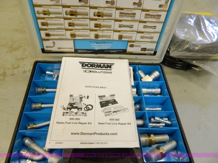 Nylon fuel line repair kits | Item BQ9831 | SOLD! June 2 Pra