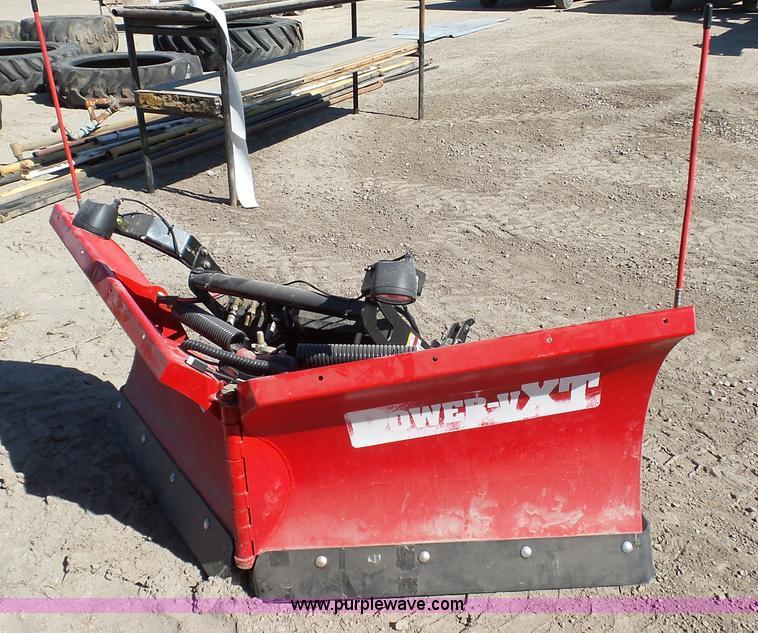 Boss Power V Xt Snow Plow Item K4139 6 2 2016