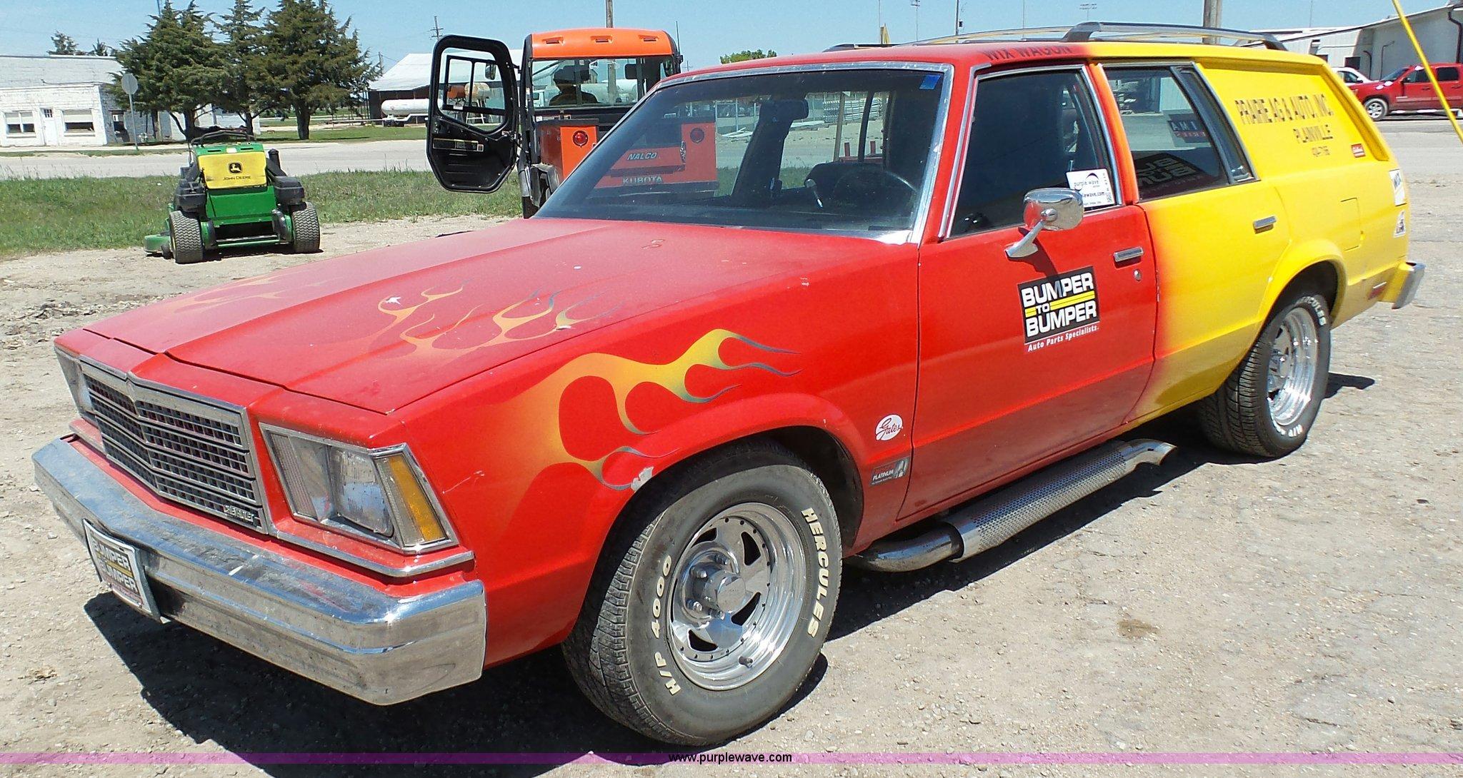 1979 Chevrolet Malibu Wagon | Item K4115 | SOLD! June 2 Prai