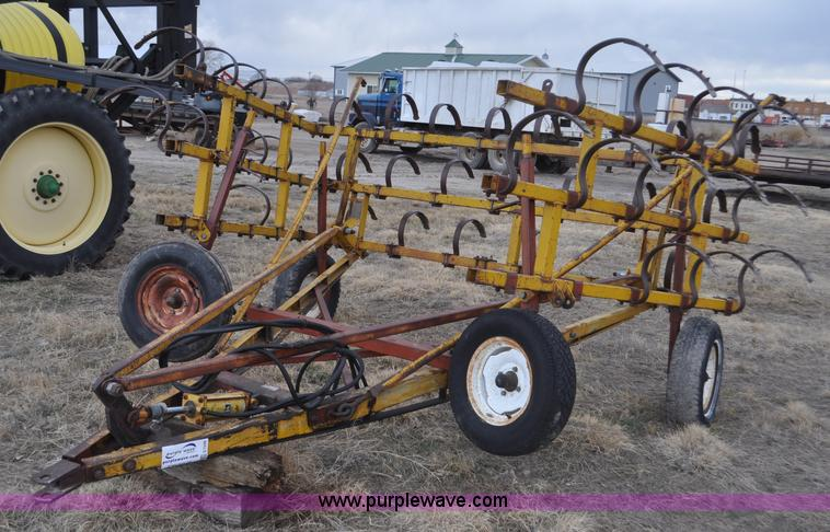 Kent spring tooth harrow | Item G7299 | SOLD! June 8 Ag Equi