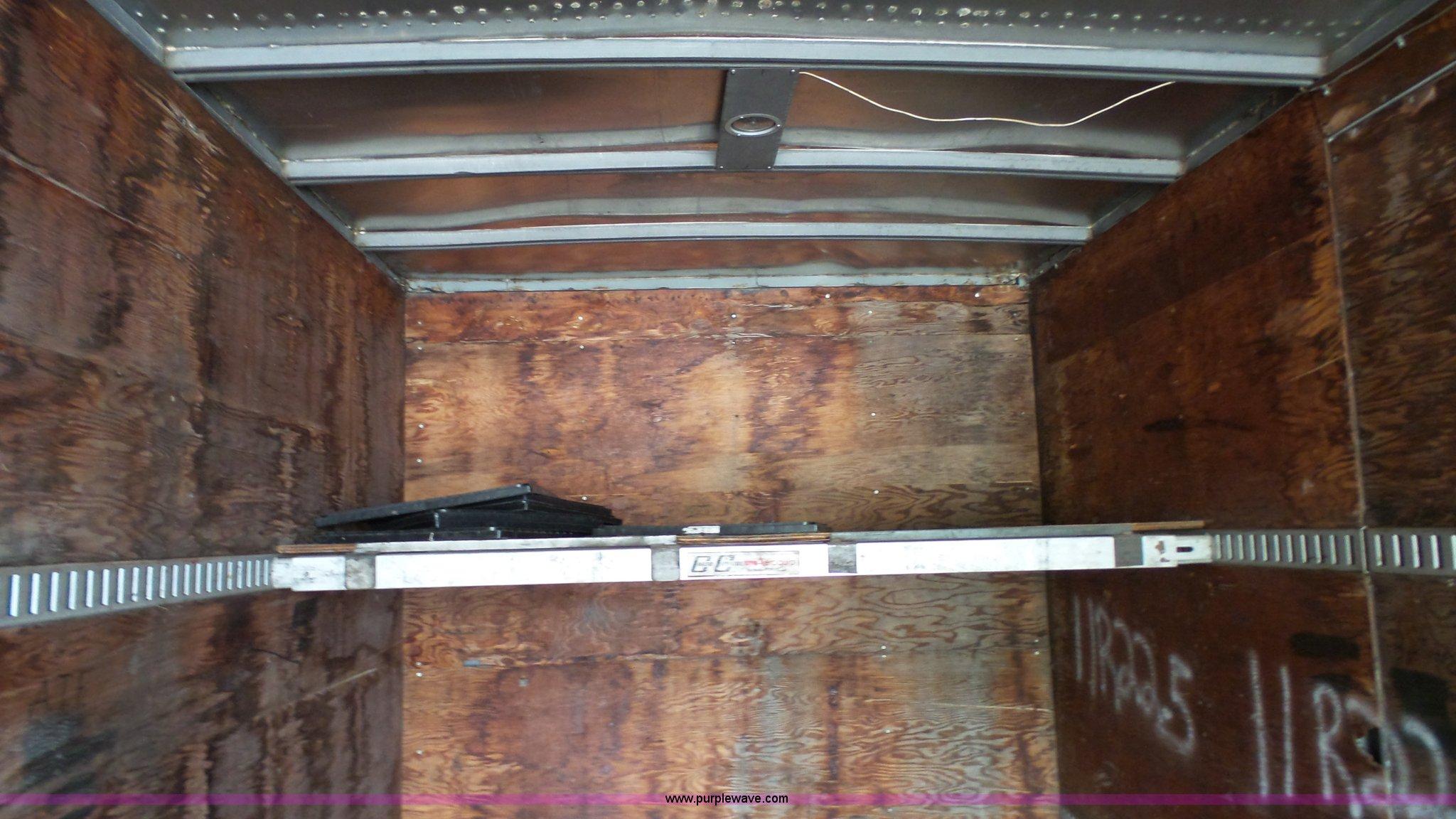 Storage Container Item Bz9476 Sold June 10 Demolition
