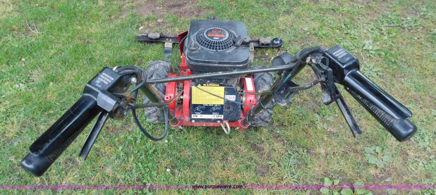 Troy-Bilt 34044 sickle bar mower   Item AQ9652   SOLD! June