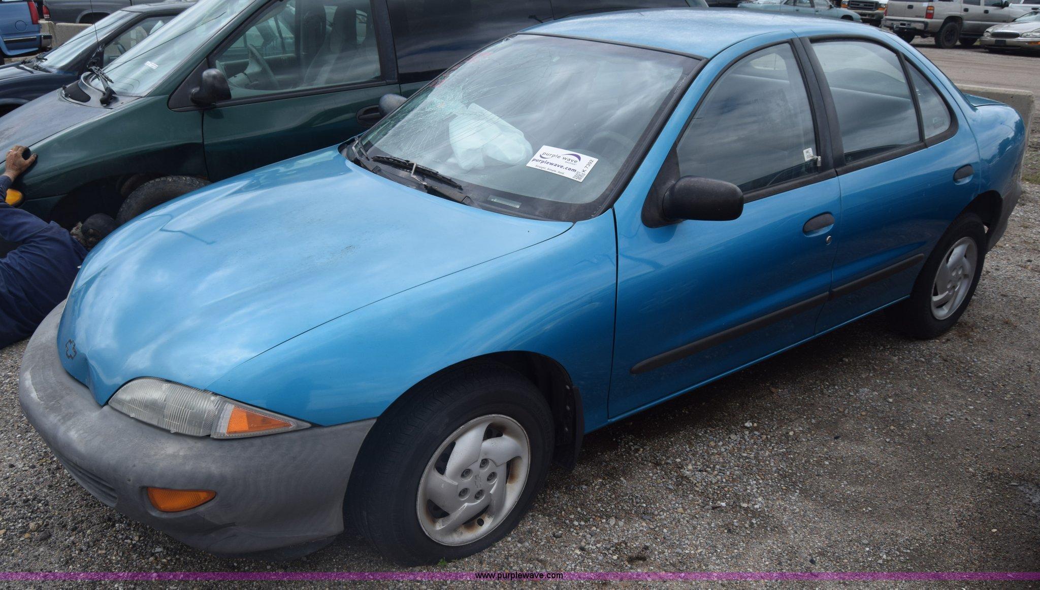 chevy cavalier 1997