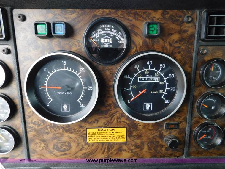 93 Kenworth Wiring Harness Tach - Catalogue of Schemas on