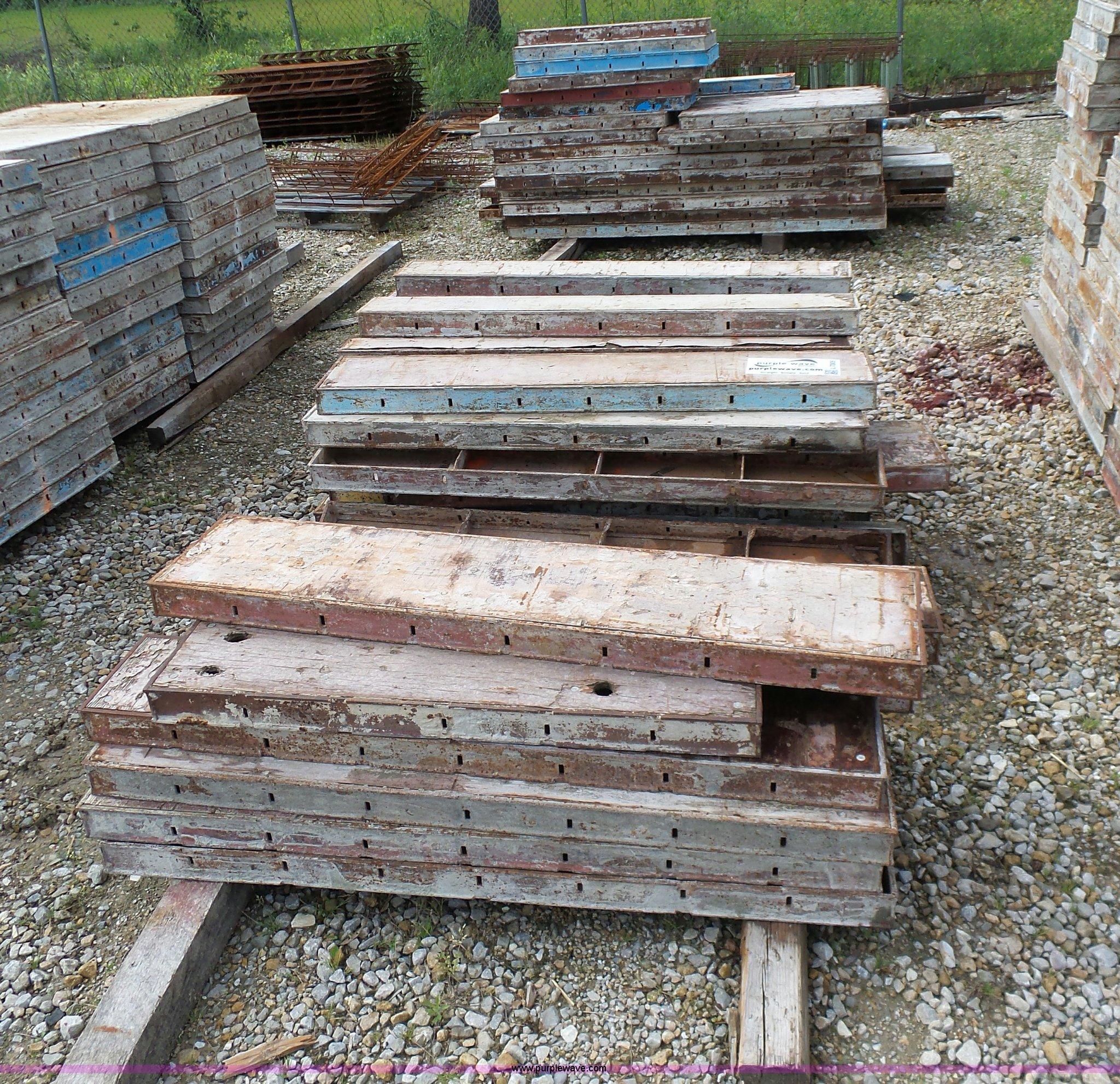 74) Symons concrete forms | Item L7005 | SOLD! June 30 Cons