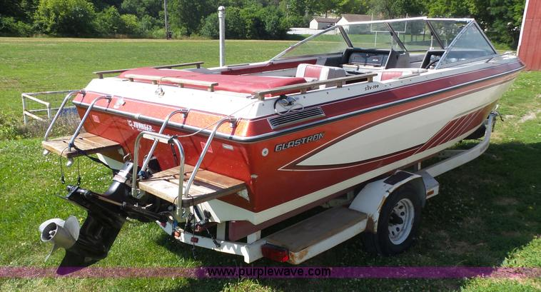 1988 Glastron SSV-199 boat in Auburn, NE | Item K8323 sold | Purple WavePurple Wave