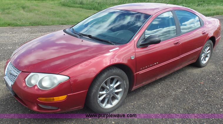 1999 Chrysler 300m Item Al9166 Sold July 20 Vehicles An