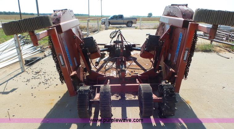 Rhino FM15 batwing rotary mower | Item CC9879 | SOLD! July 2
