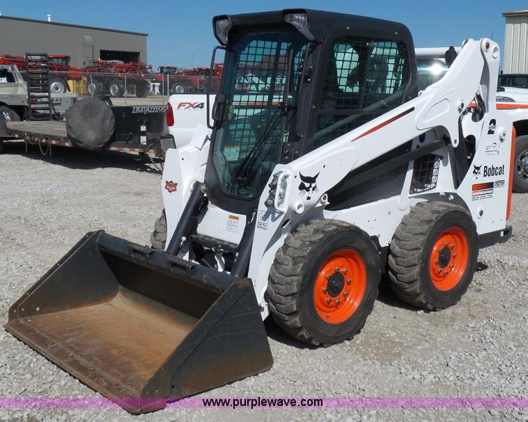 Construction Equipment Auction in Yates Center, Kansas by