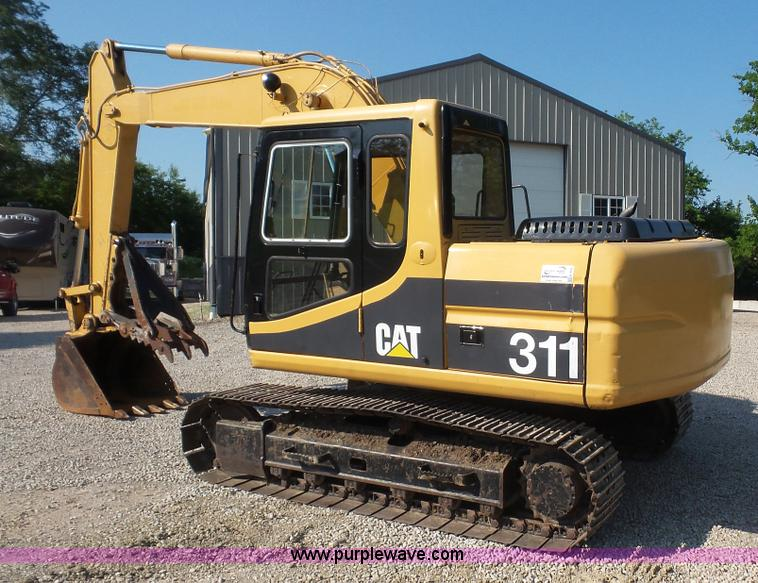 1995 Caterpillar 311 excavator | Item K4622 | SOLD! July 28