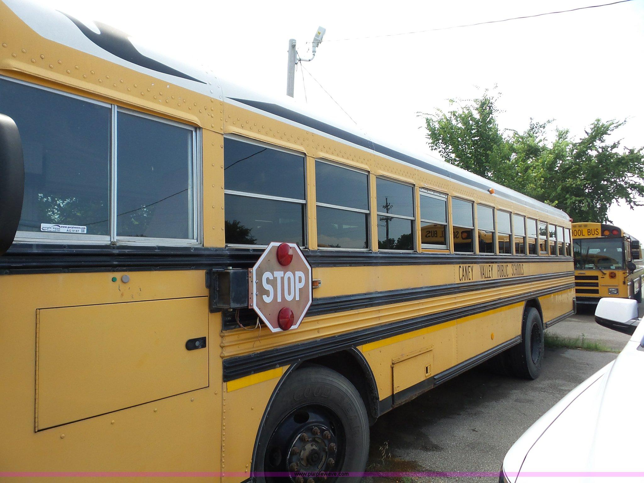 2003 Blue Bird TC2000 school bus | Item AG9187 | SOLD! Augus