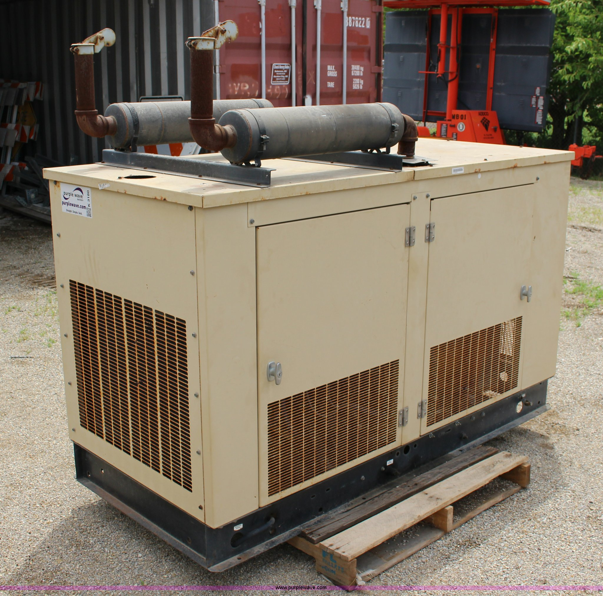 Generac generator | Item K3180 | SOLD! August 2 Government A