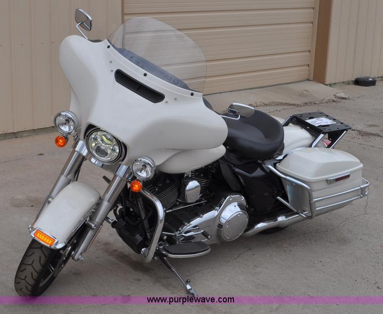 harley davidson flhtp electra glide police motorcycle