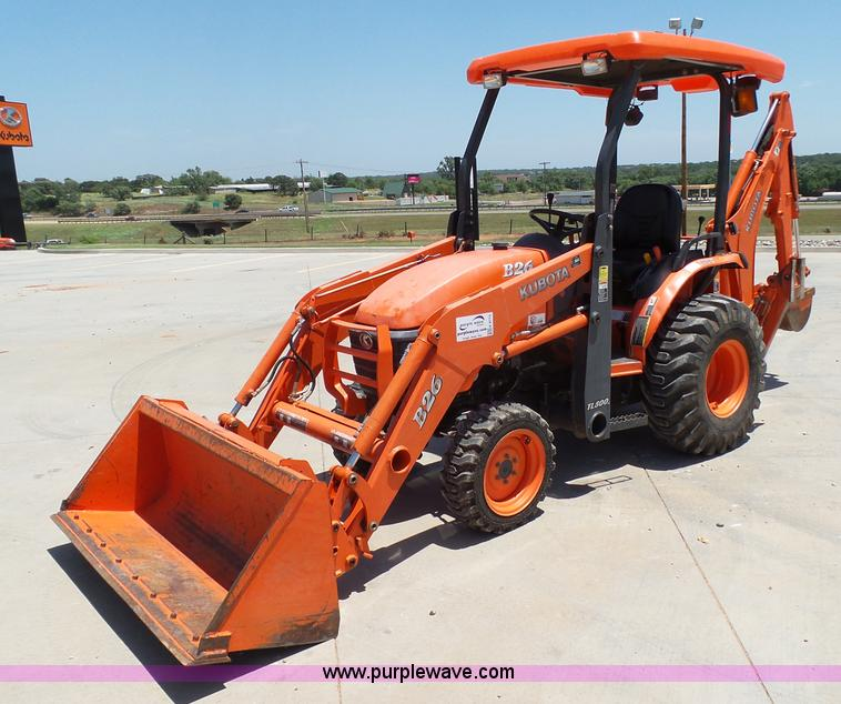 2010 kubota b26 tlb backhoe item k8774 sold august 11 c rh purplewave com kubota b26 service manual kubota b26 shop manual