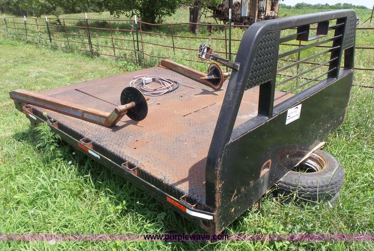 Besler 3100 Bale Bed Item K5319 Sold August 24 Ag Equip