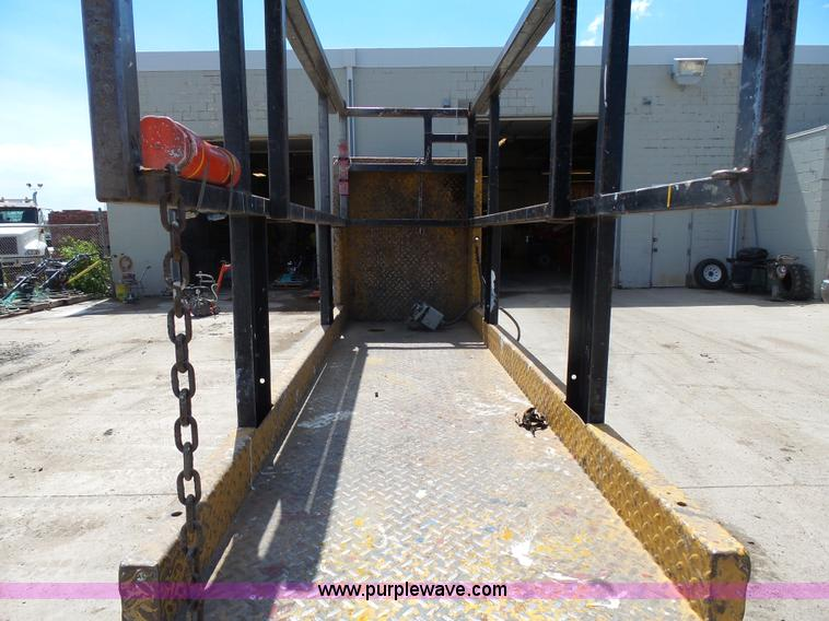 J1656L grove sm2633 scissor lift item j1656 sold! august 25 con