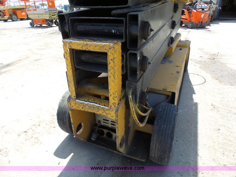 J1656N grove sm2633 scissor lift item j1656 sold! august 25 con