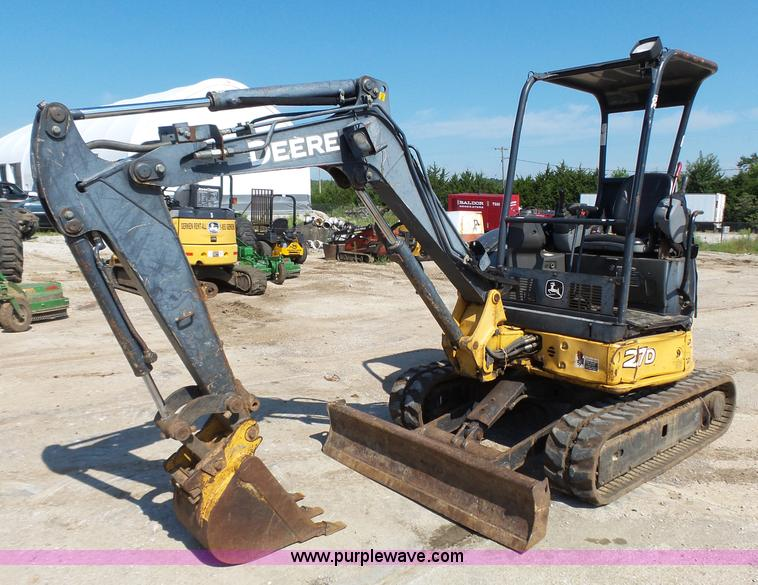 Construction Equipment Auction in Paola, Kansas by Purple