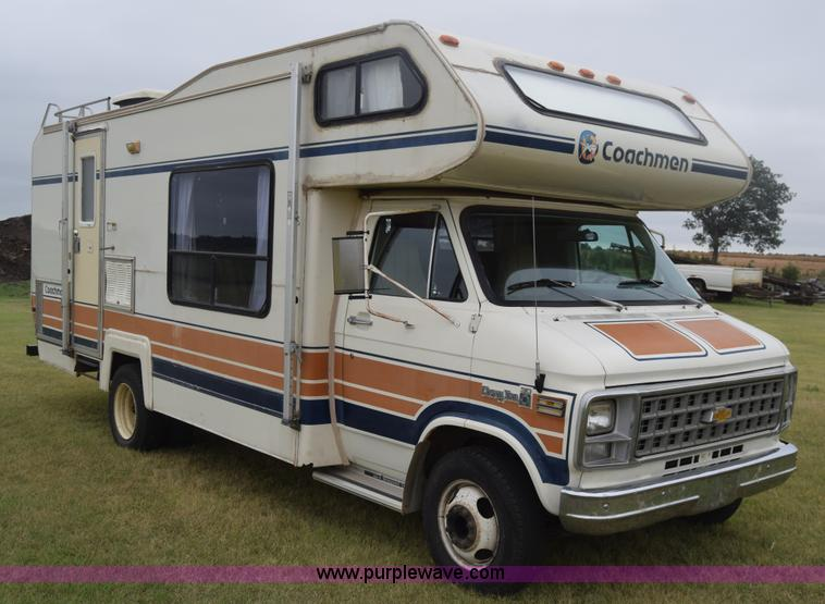 1982 Coachman RV | Item CB9222 | SOLD! August 31 Vehicles an