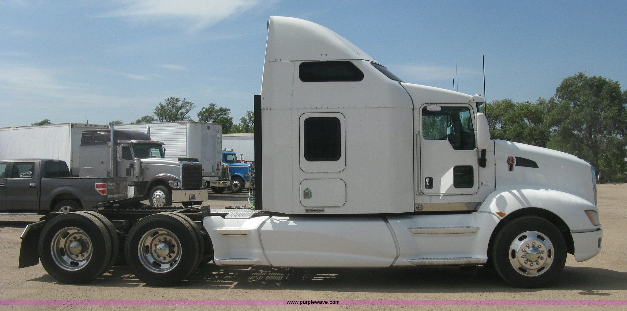 100 Kenworth T660 Kenworth T660 In Gulfport Ms For