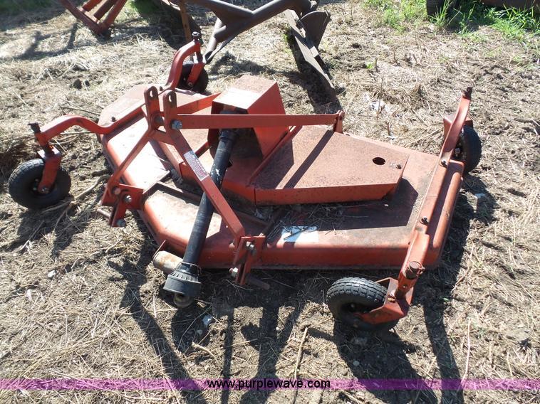 Farm King finish mower | Item BV9699 | SOLD! September 14 Ve