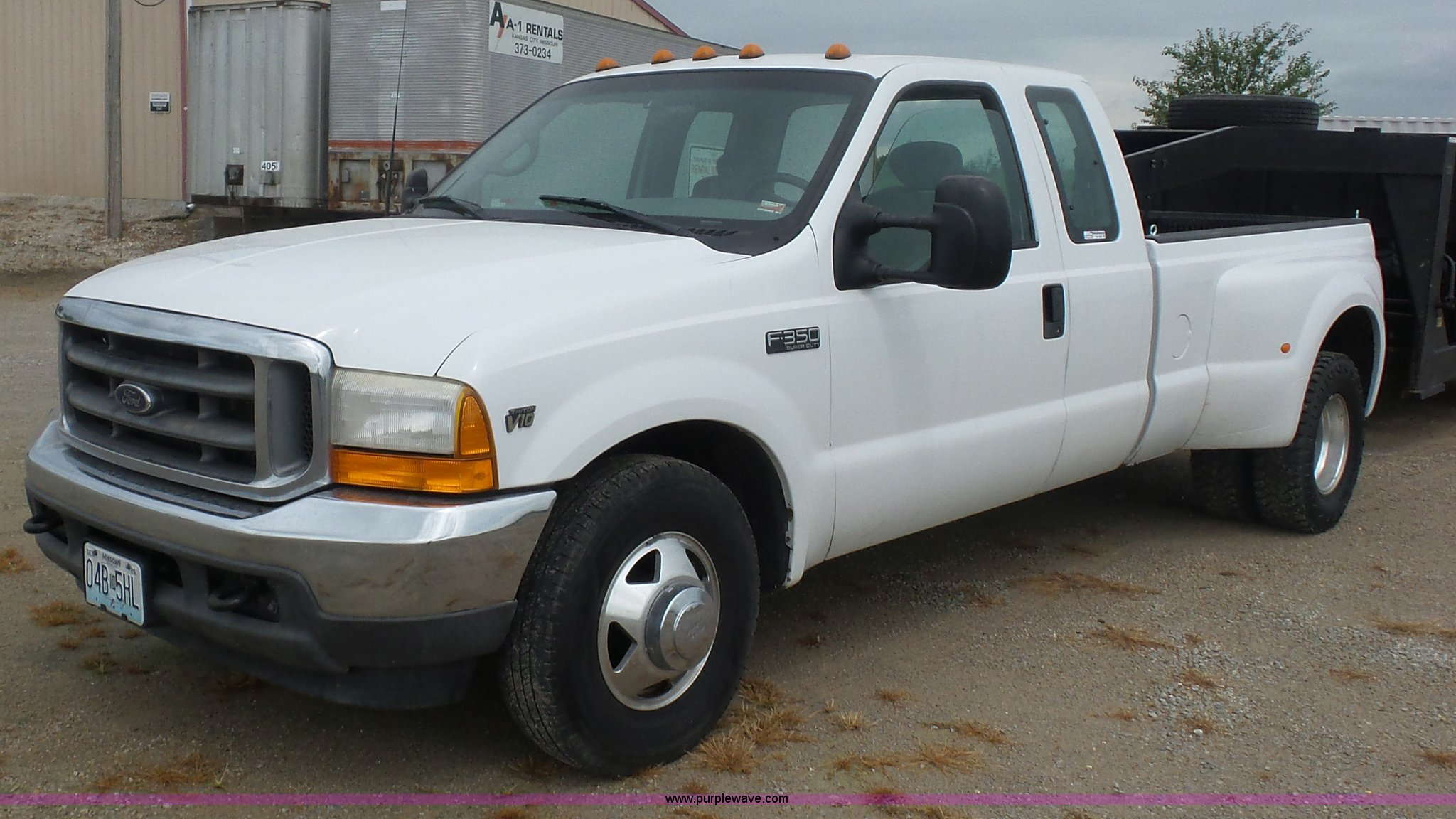 Bx9260 image for item bx9260 2001 ford f350 super duty