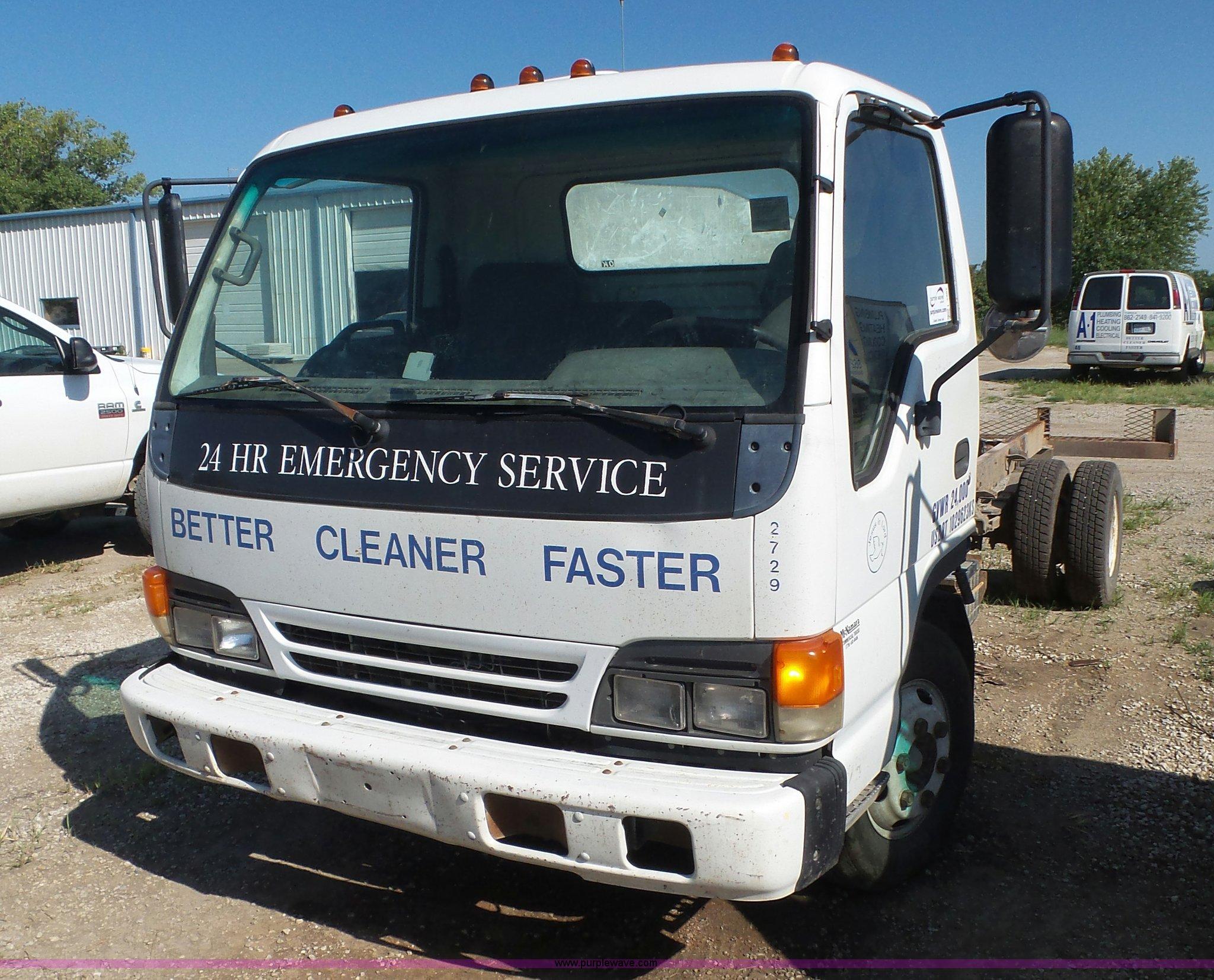 1999 isuzu npr truck cab and chassis item l4967 sold se rh purplewave com 2006 Isuzu NPR Transmission Rebuilt 2006 Isuzu NPR Transmission Rebuilt