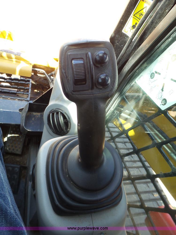 2012 Caterpillar 287C skid steer | Item BZ9179 | SOLD! Septe