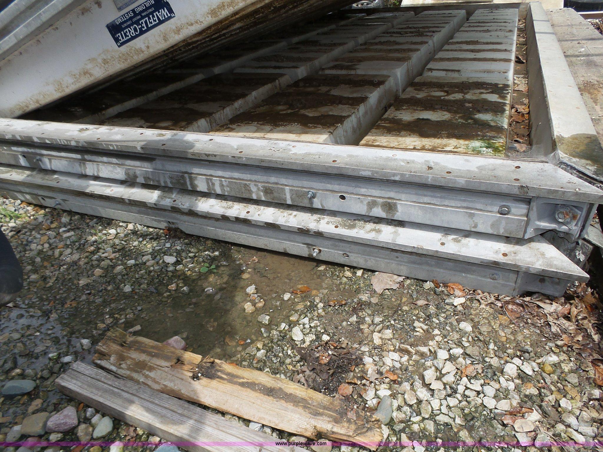 2) Waffle Crete concrete forms | Item BX9148 | SOLD! Septem