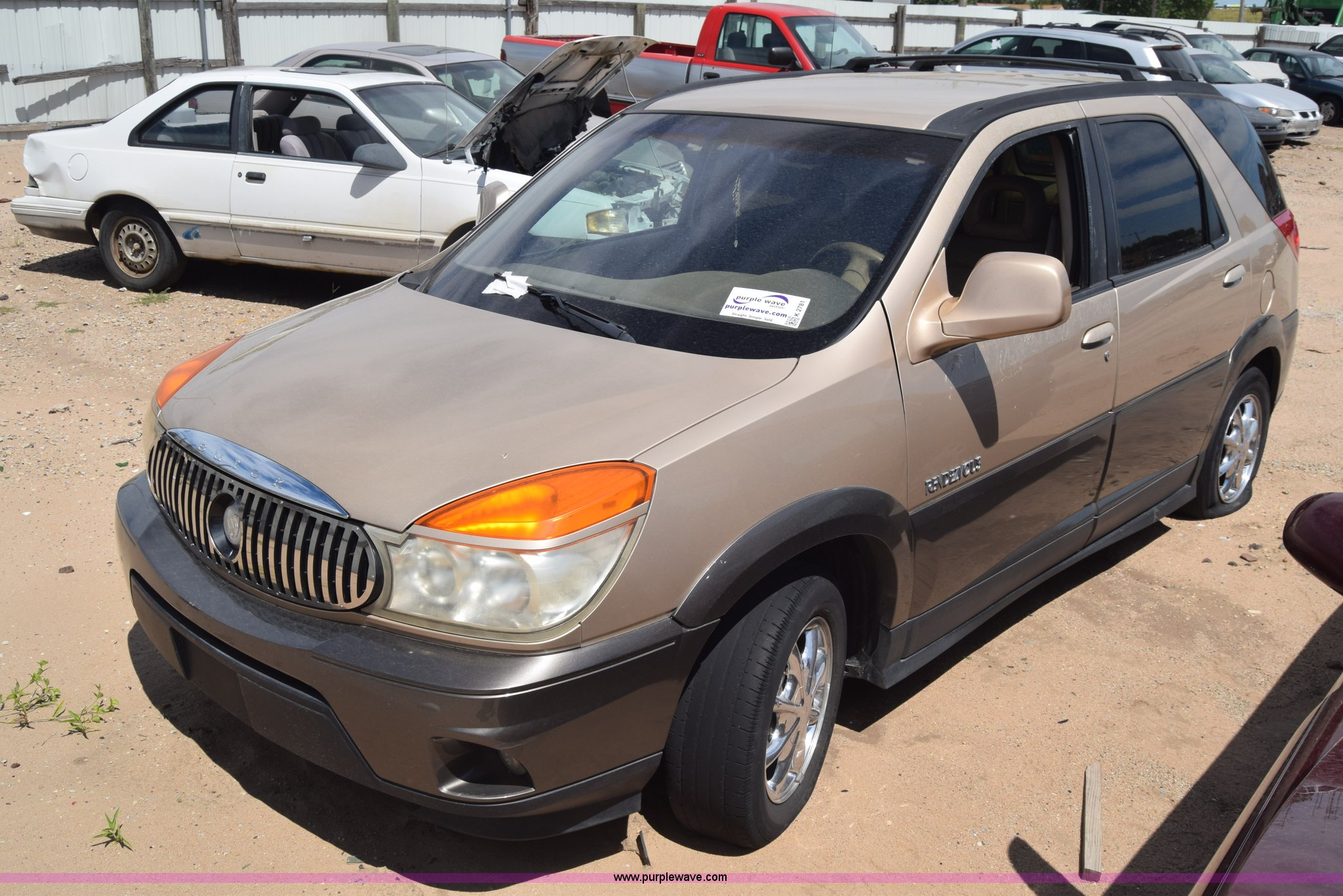 K2781 image for item k2781 2002 buick rendezvous