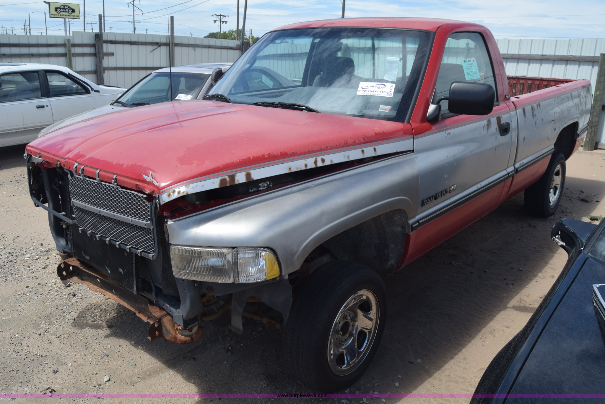 id ram pg lawrenceburg sale truck dodge salvage kentucky vehicle for detail lot
