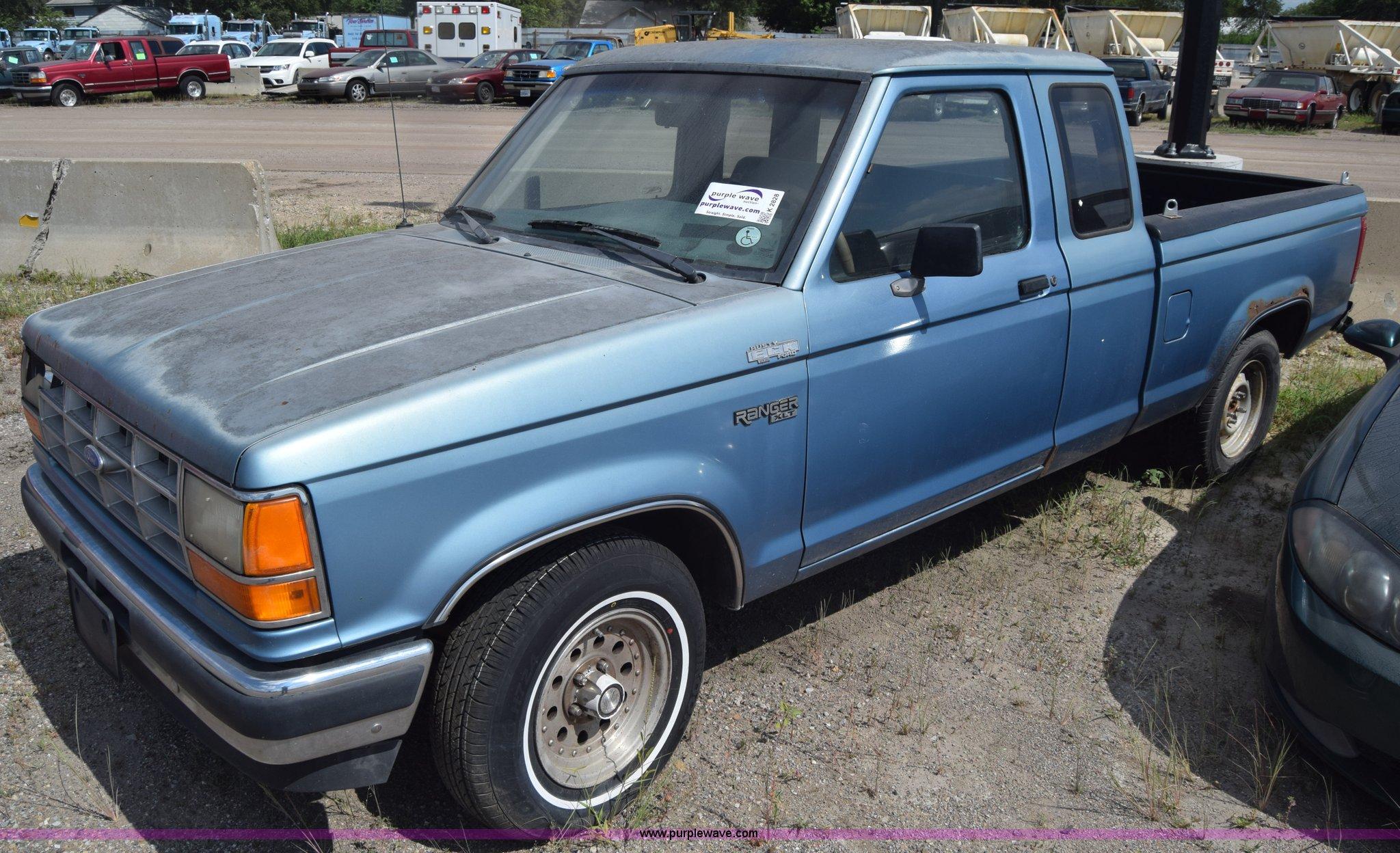 K2828 image for item k2828 1990 ford ranger