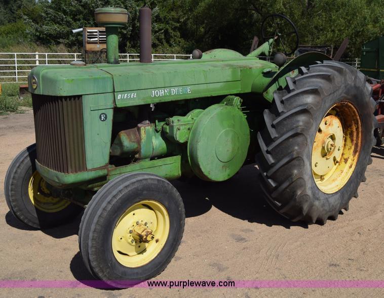 Ag Equipment Auction in Burrton, Kansas by Purple Wave Auction