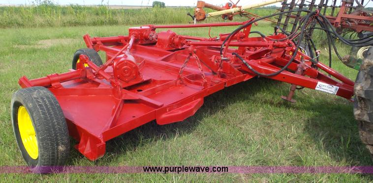 Bush Hog Batwing Rotary Mower Item L6971 Sold September
