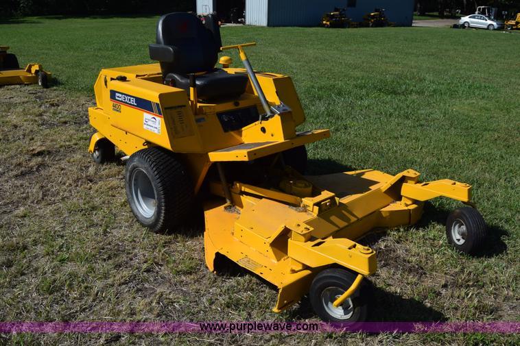 For sale hustler 4400 mower
