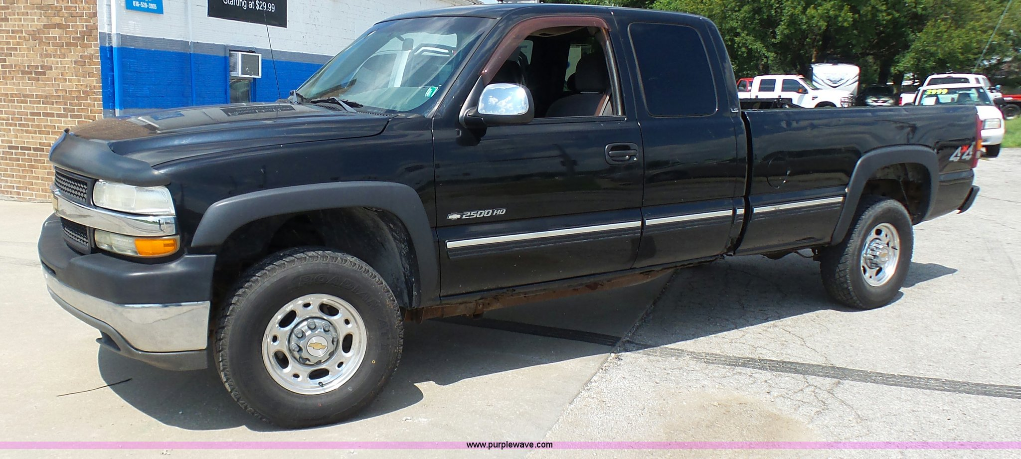 2001 chevrolet silverado 2500hd ls ext cab pickup truck for 2001 chevy silverado window motor