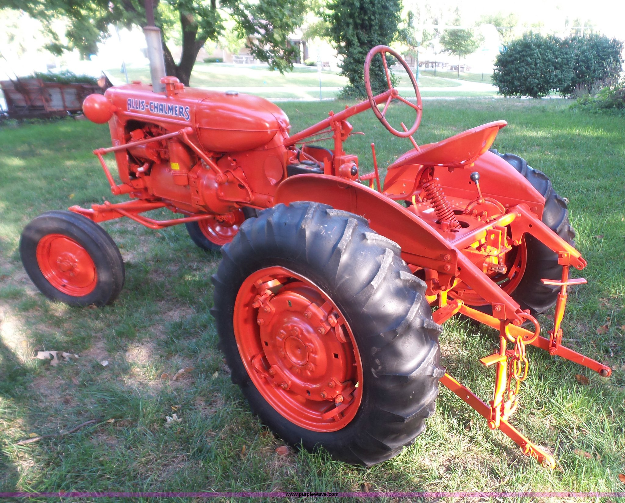 1953 Allis Chalmers Ca Tractor