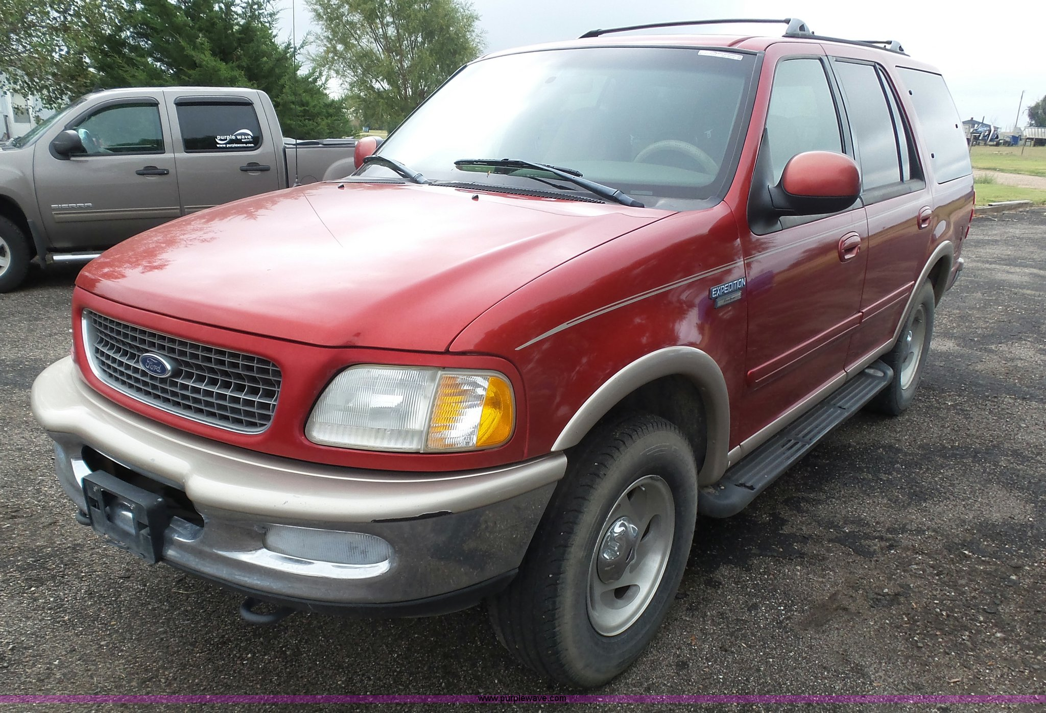 By9579 image for item by9579 1998 ford expedition
