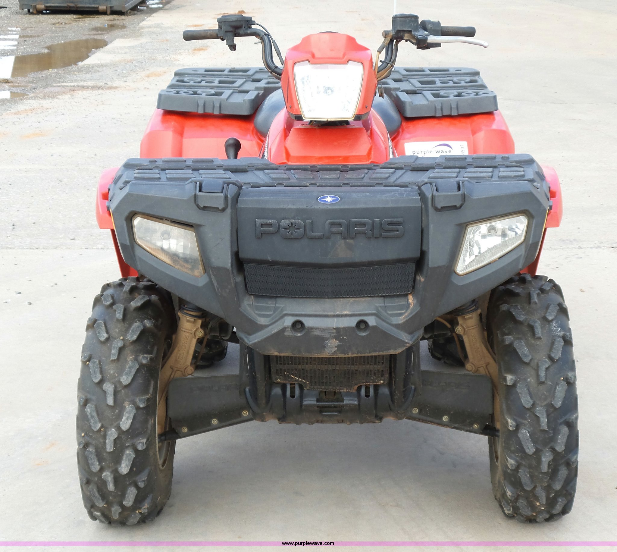... 2008 Polaris Sportsman 500 ATV Full size in new window ...