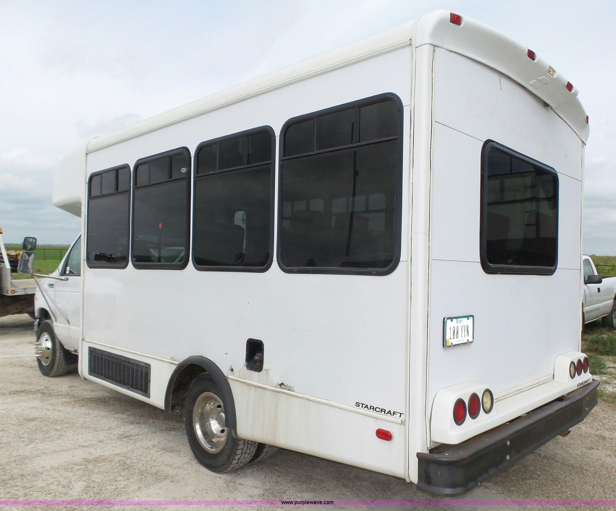 1999 Ford Econoline E350 Super Duty Shuttle Bus Item K8477 01 E 350 Fuse Box Full Size In New Window