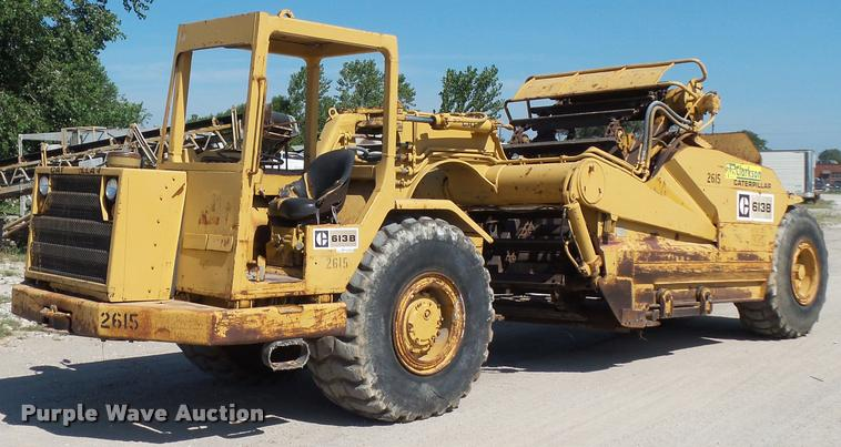Construction Equipment Auction in New Strawn, Kansas by
