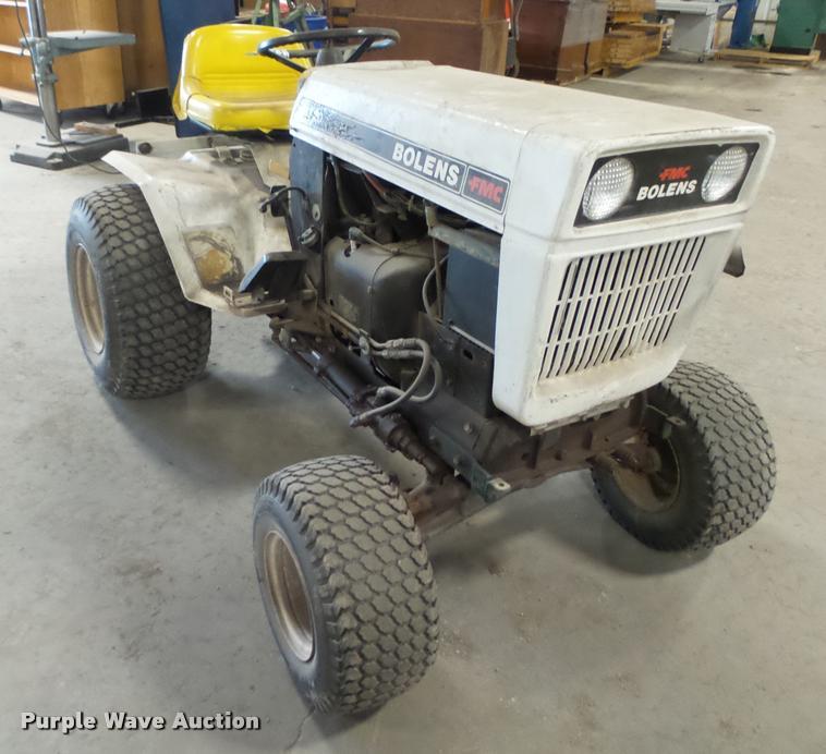 Bolens HT-20 lawn tractor | Item K2103 | SOLD! October 4 Gov