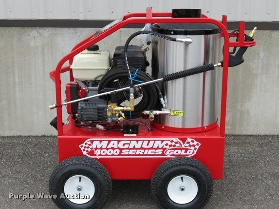 2016 Easy Kleen Magnum 4000 Series Gold Pressure Washer