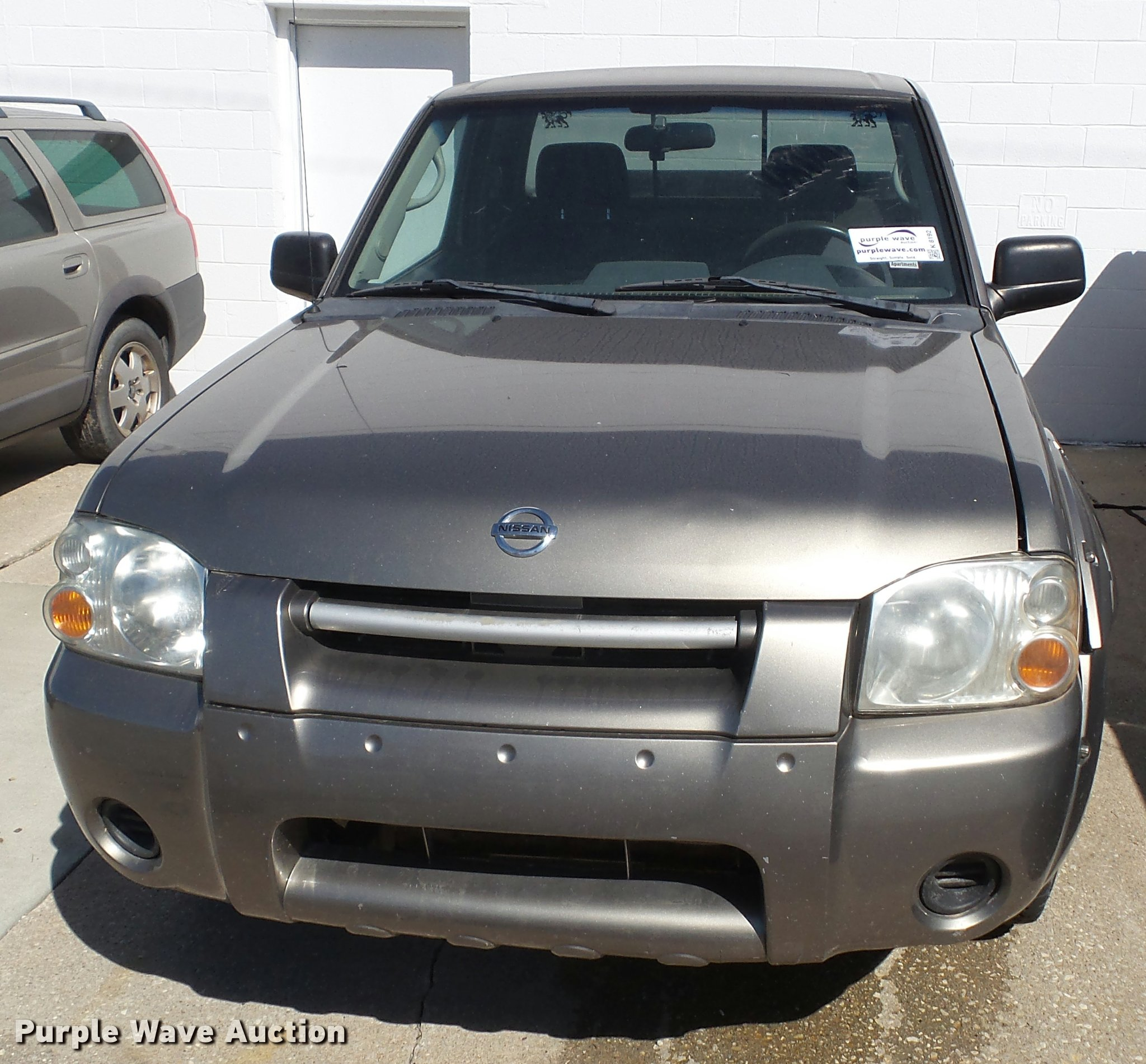 2004 nissan frontier king cab pickup truck item k8192 so 2004 nissan frontier king cab pickup truck full size in new window vanachro Image collections