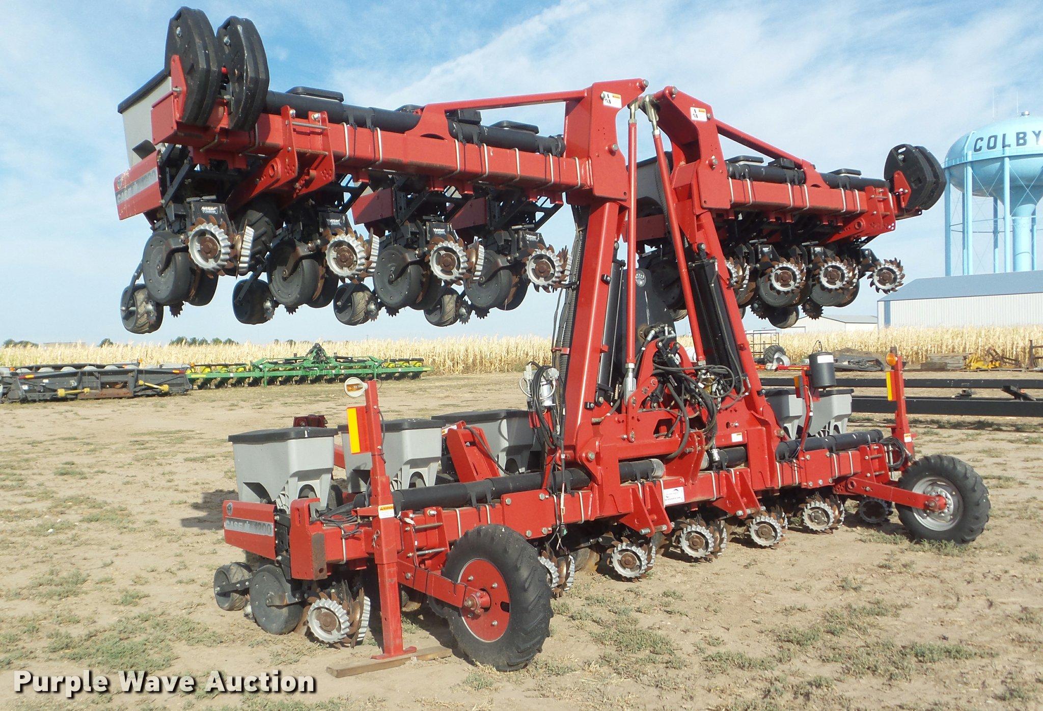 2008 Case Ih 1200 Planter Item L1681 Sold October 26 Ag