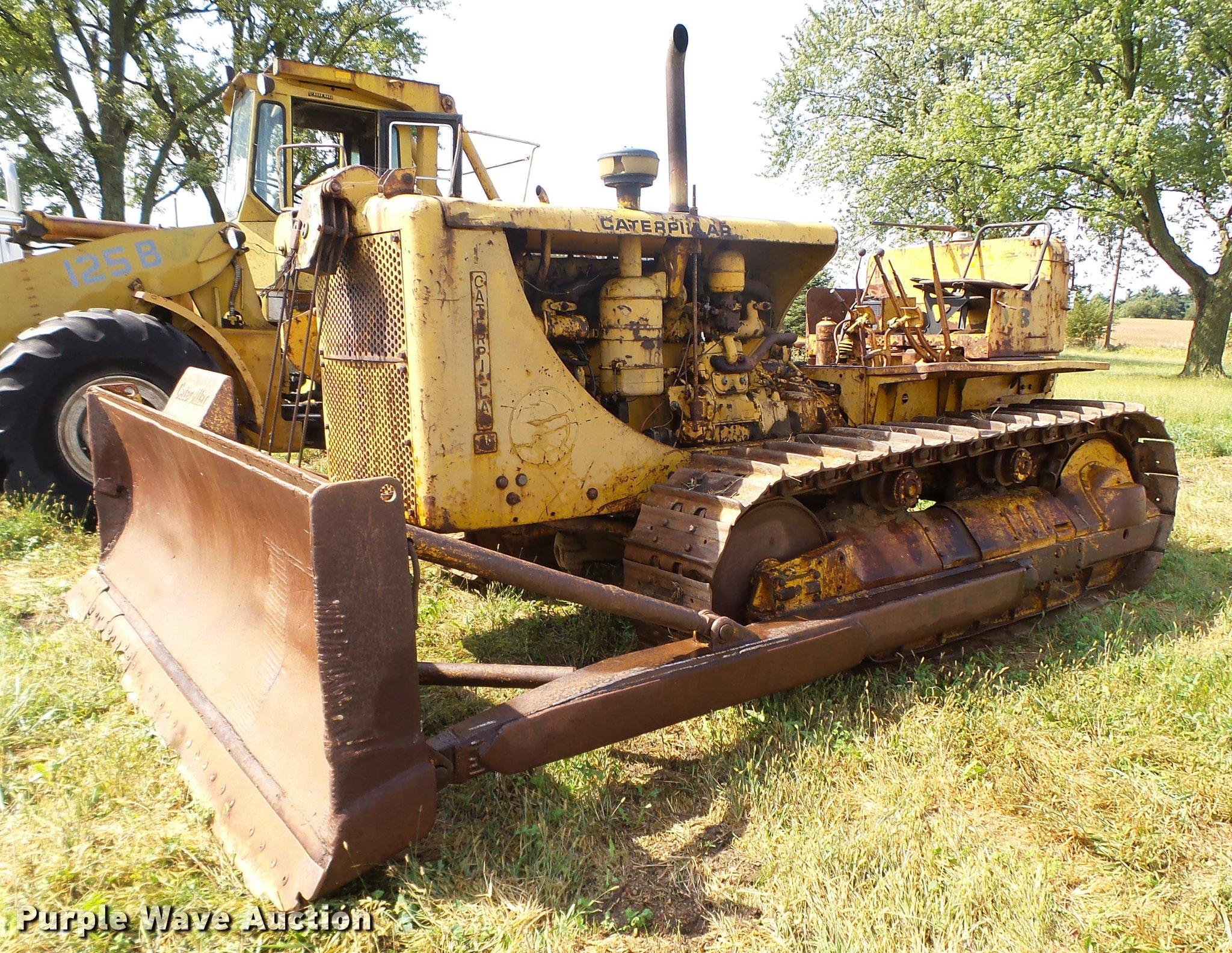 Caterpillar D8 Series 2U dozer | Item K1480 | SOLD! October